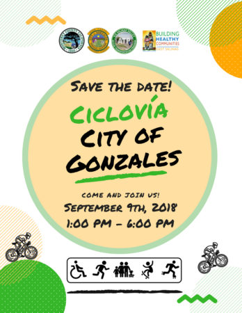 Ciclovía Gonzales, Monterey County's second Open Streets