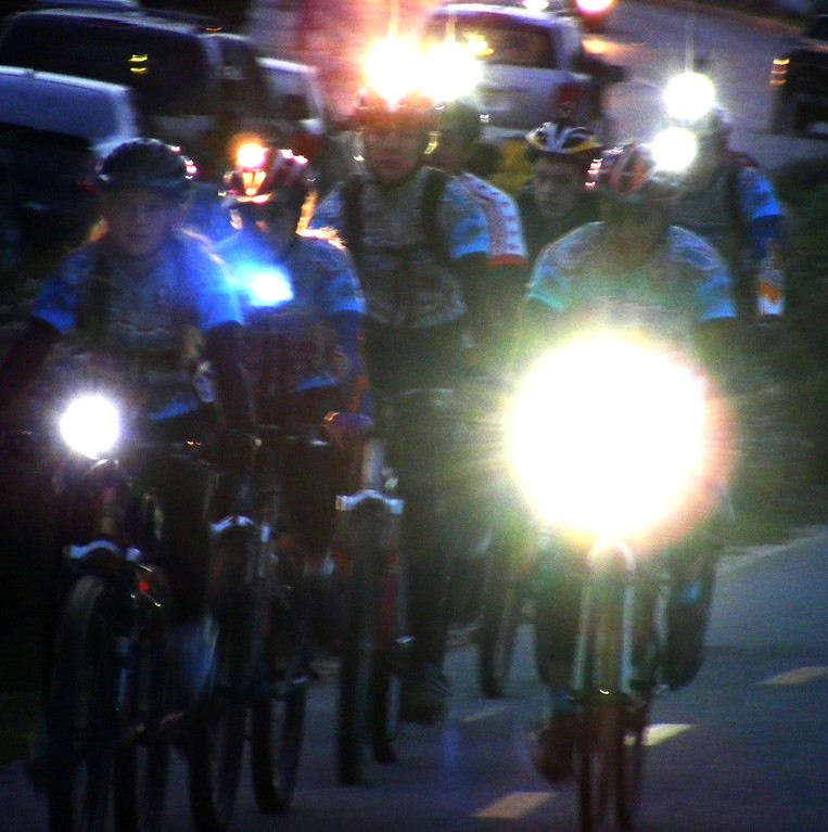 Monterey Composite - night training