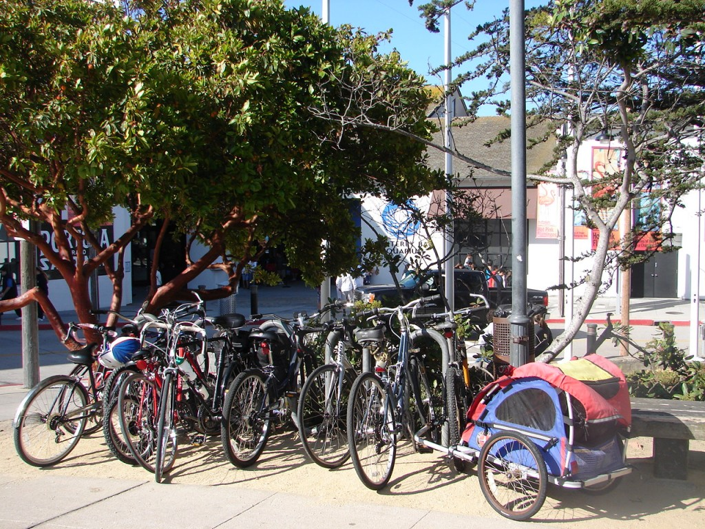 Bike racks - MBA - DSC00263