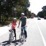 K & dad S on Garden Rd bike lane - 036 (2)