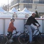 Trail-a-bike Warwick friends
