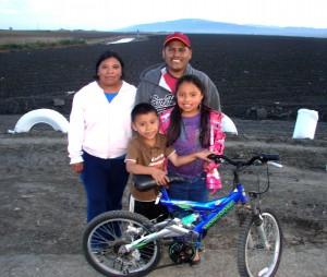 Family of 4 - Castroville 5 Feb 2012 026