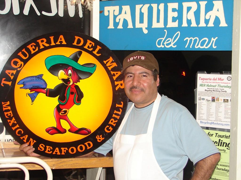 Taq del Mar - logo sign - Nic 3 - DSC00146