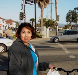 East Salinas shopper