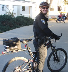A Monterey County cop on a bike - BicyclingMonterey