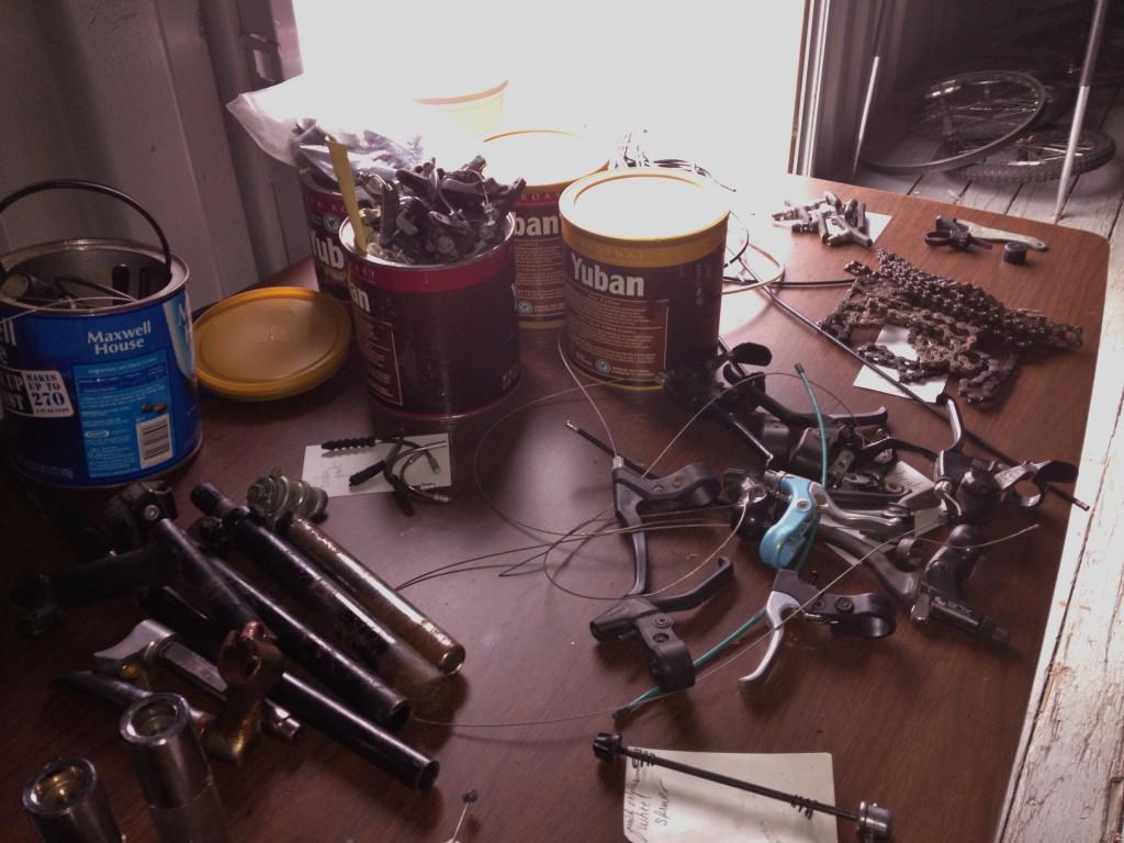 Sorting parts - 2