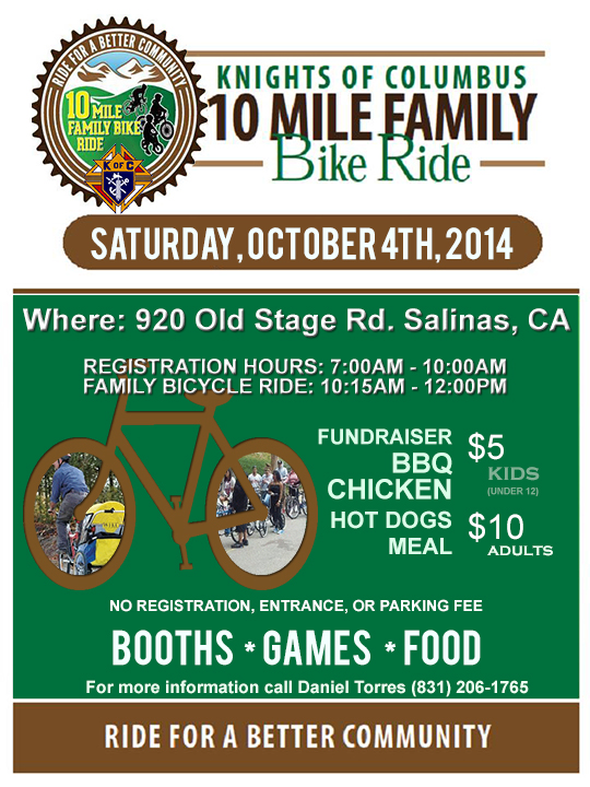 2014 10 mile ride final