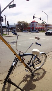 Bike mirrors - in the Alisal