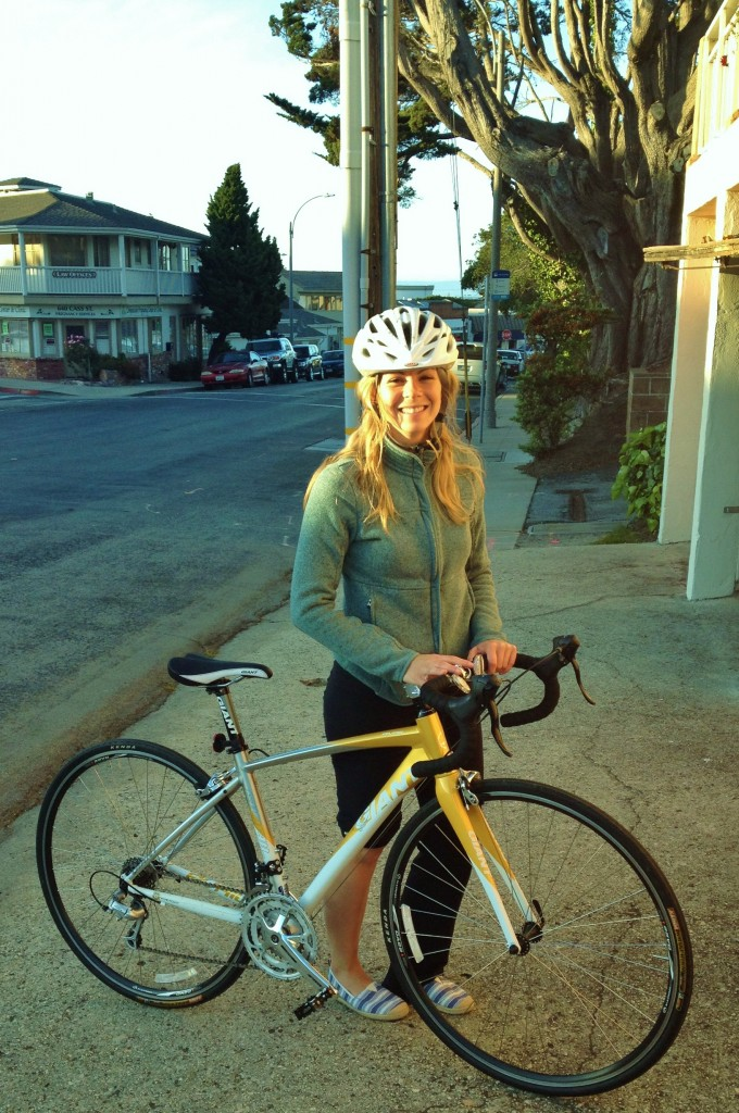 Biking Cass Apr 2014 no chain prob