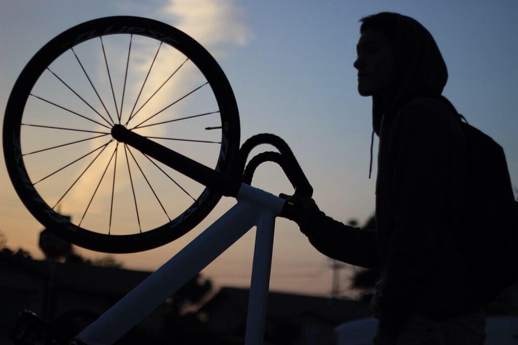 Carlos Aispuro by photog Josiah Zurita - on BicyclingMontereyDOTcom - used by permission