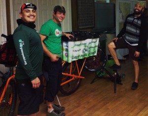 Christian, Michael, JD of Green Pedal Couriers - 2