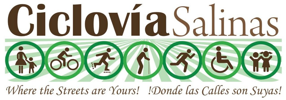 Ciclovia Salinas logo - Open Streets Project website