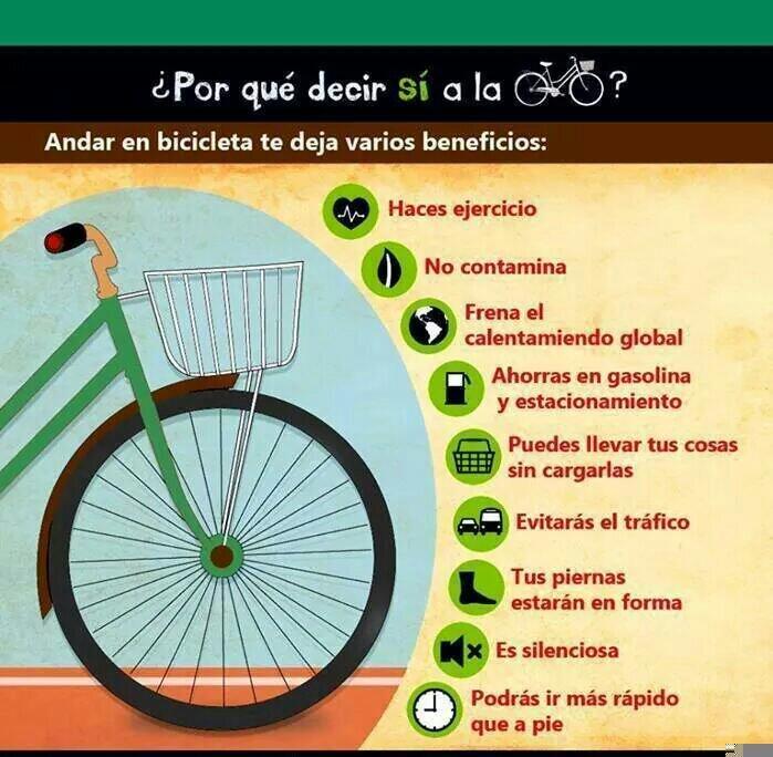 CulturaenBta - Bogata - why bike - June 2014 via Twitter