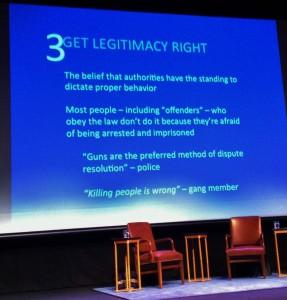 Get Legitimacy Right - David Kennedy CSUMB talk March 2014