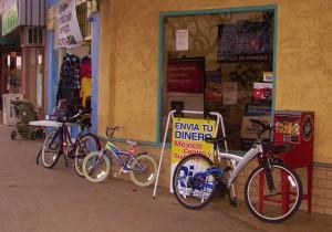 Greenfield bikes
