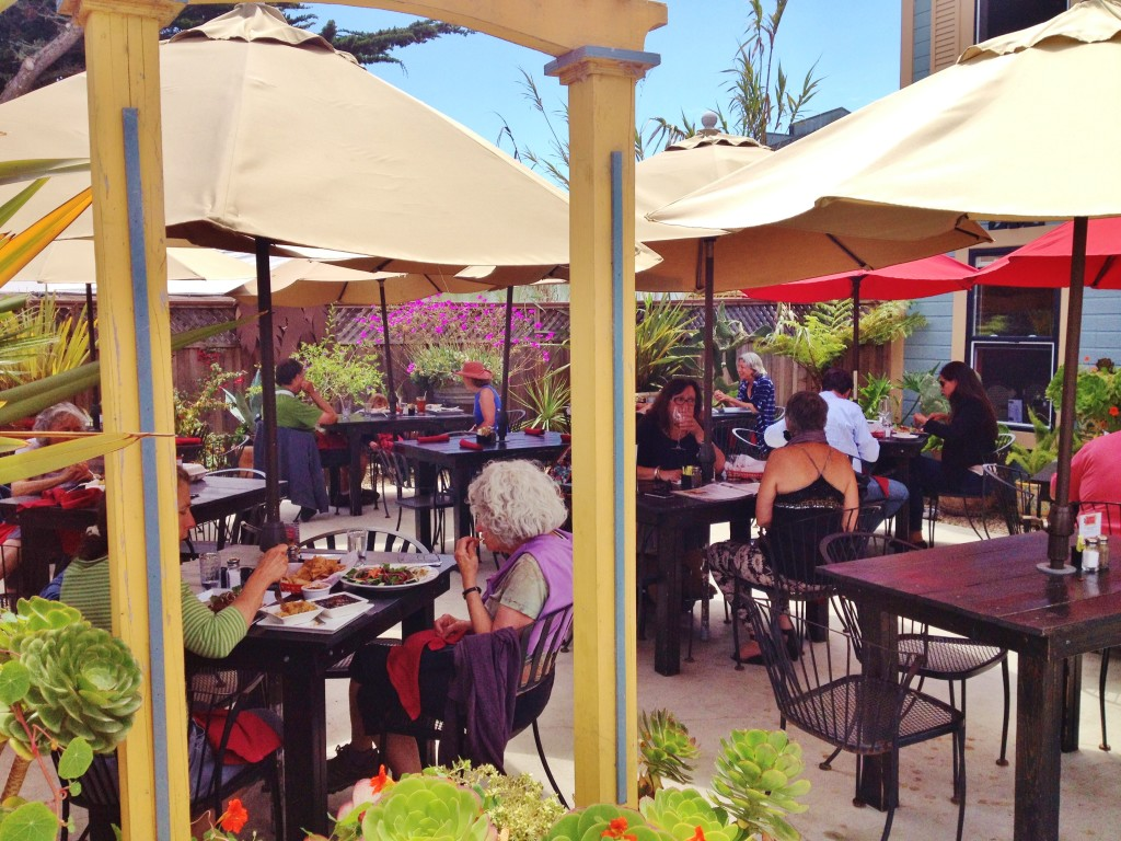 Haute Enchilada patio - July 2015