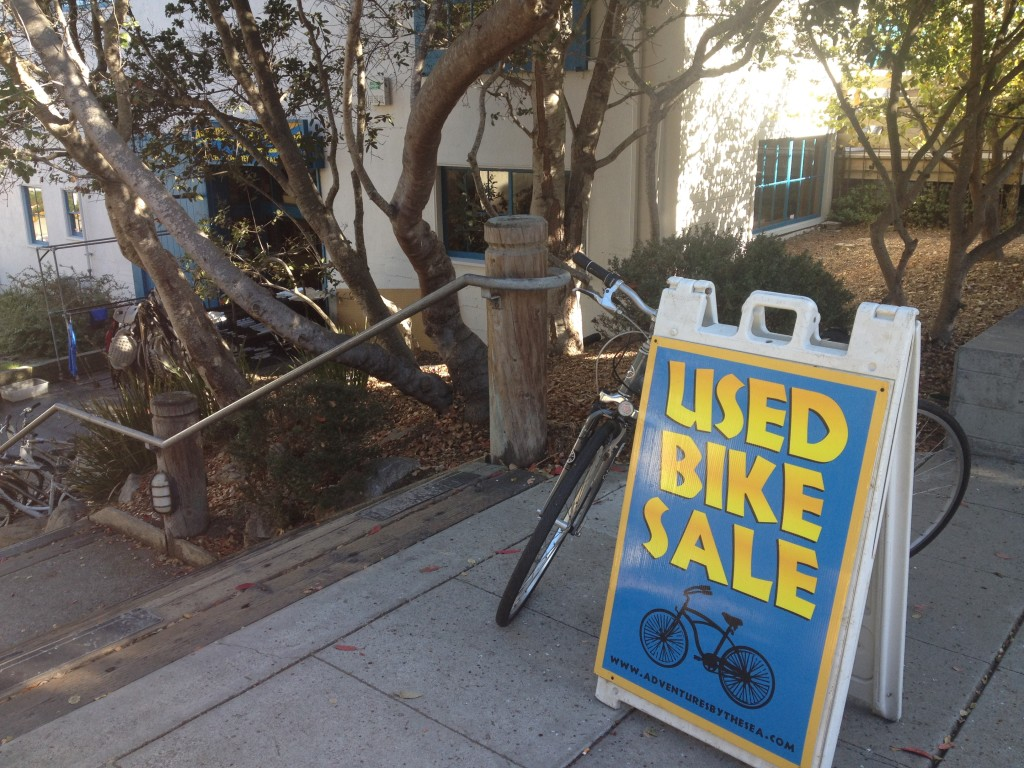 Used Bikes for Sale: From local bicycle dealers in Monterey