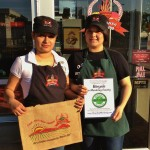 La Plaza Bakery in Greenfield and countywide are in HER Helmet Thursdays