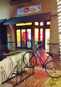 MYO Monterey bike parking