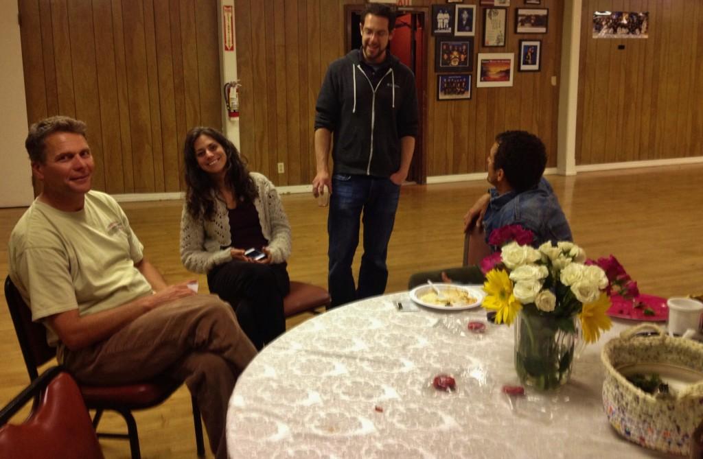 Rick, Megan, Jon, Jim 11-12-13
