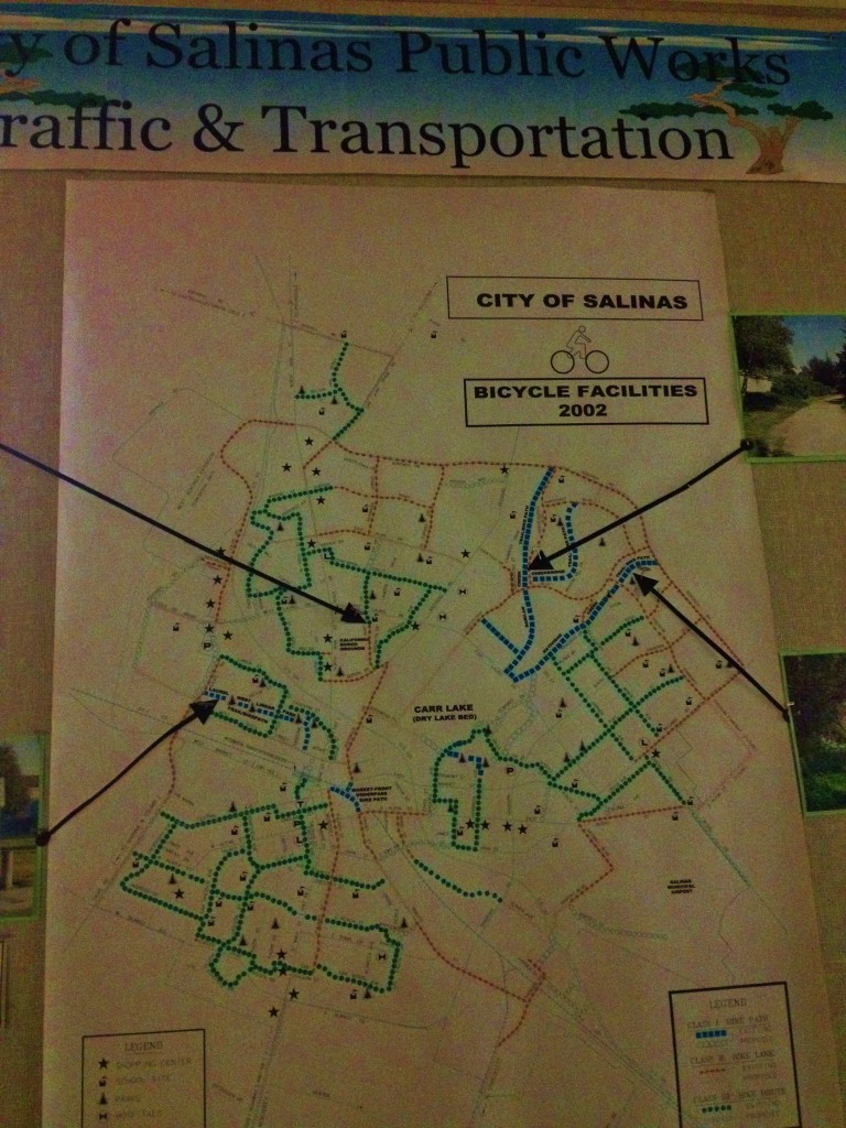 Salinas bike plan