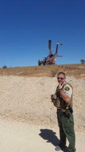 Sept 3 2016 rescue - Photo courtesy Monterey County Sheriff - 1