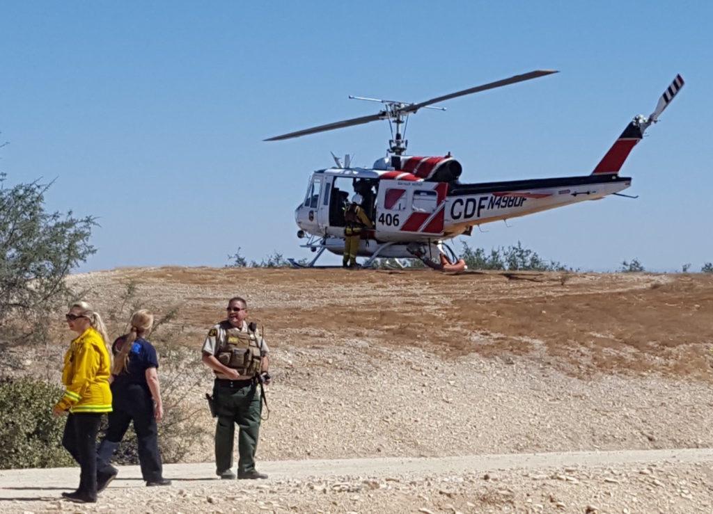 Sept 3 2016 rescue - Photo courtesy Monterey County Sheriff - 3