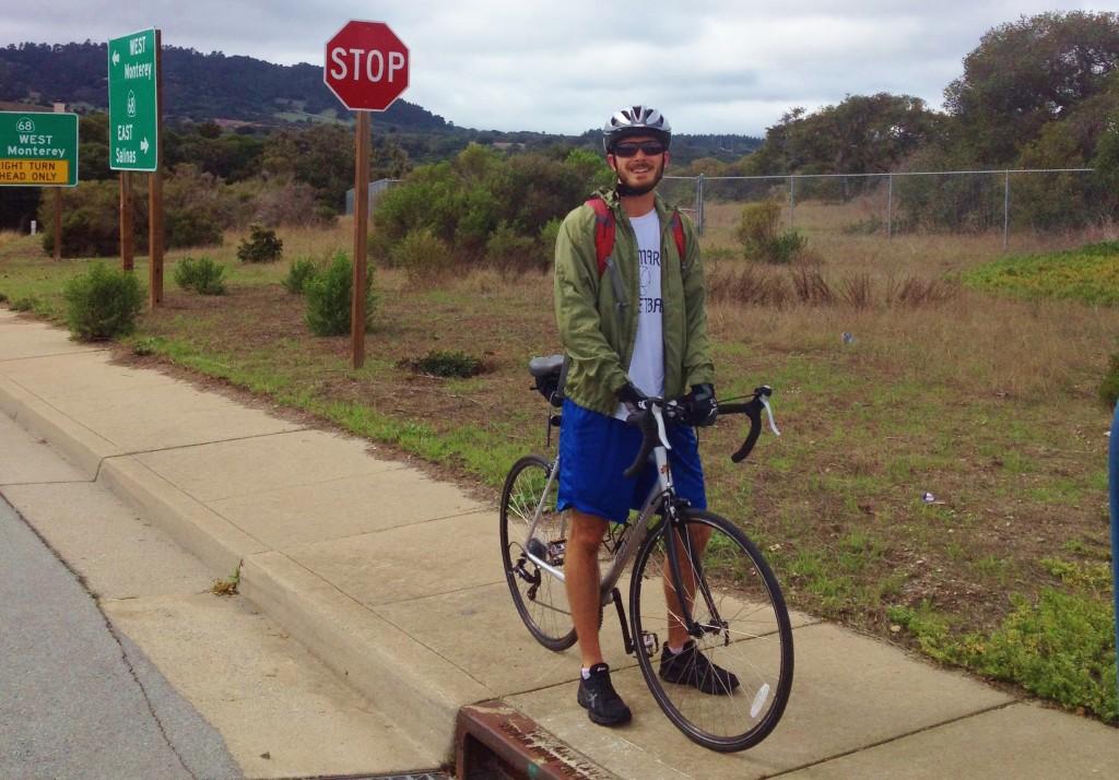 bike to work at ryan ranch